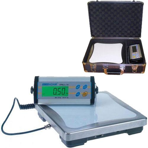Adam Equipment - CPWplus-200 Industrial Scale with Carry Case 440 x 0 1 lb