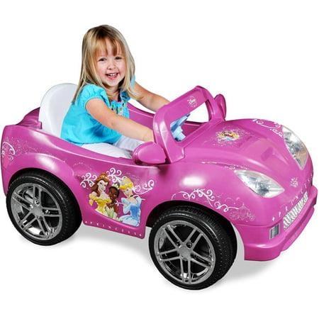 Volt Rechargeable Battery For Disney Princess Convertible Car