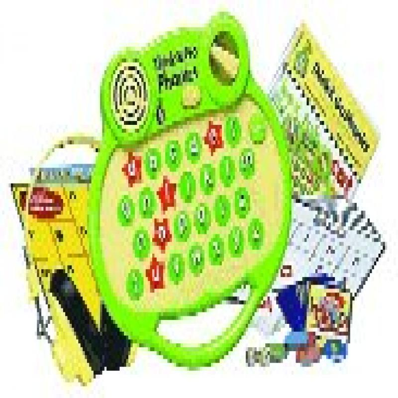 Leapfrog School House Think and Go Phonics by LeapFrog Enterprises by