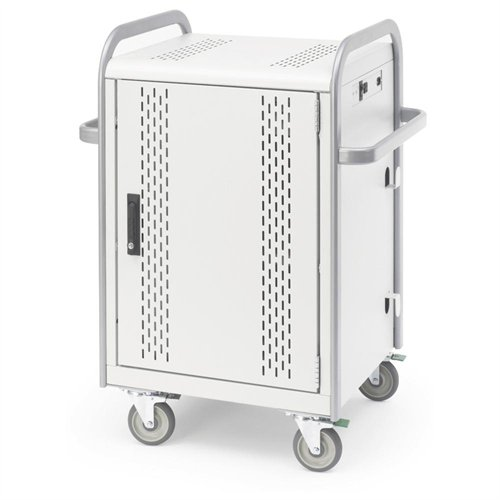 Bretford MDMLAP20-CTAL 20-unit Charge/store Laptop Cart Cart Secure & Charge