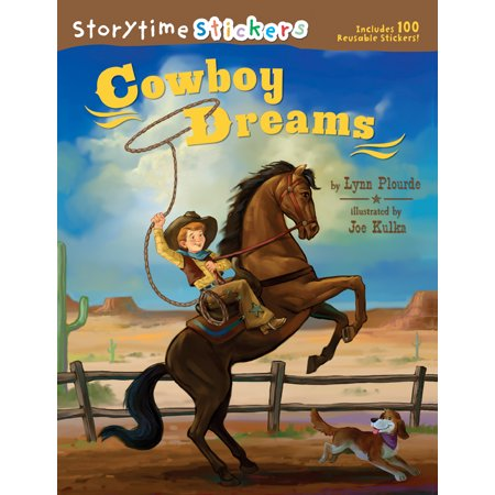 Storytime Stickers  Cowboy Dreams