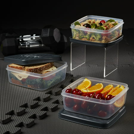 Fit & Fresh 944Ffjxcontset1 Jaxx Meal Pre Container -