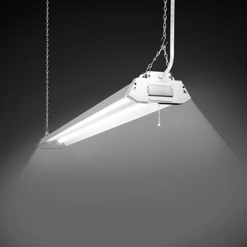 Lights Of America 4 Led Shoplight Walmart Com