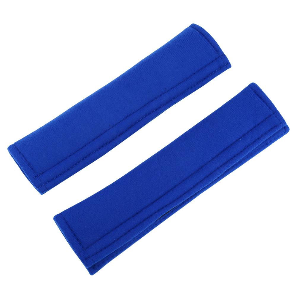 WALFRONT 2pcs/Set Universal Car Seat Belt Protection Pads Comfortable Shoulder Strap Cushion Cover, Car Shoulder Pad, Seat Belt Shoulder Pad