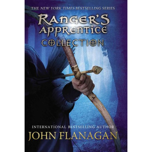 The Ranger's Apprentice Collection: The Ruins of Gorlan, The Burning Bridge, and The Icebound Land