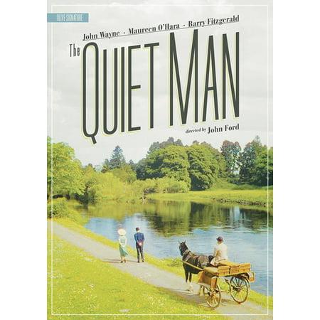 The Quiet Man (Olive Signature) (DVD)