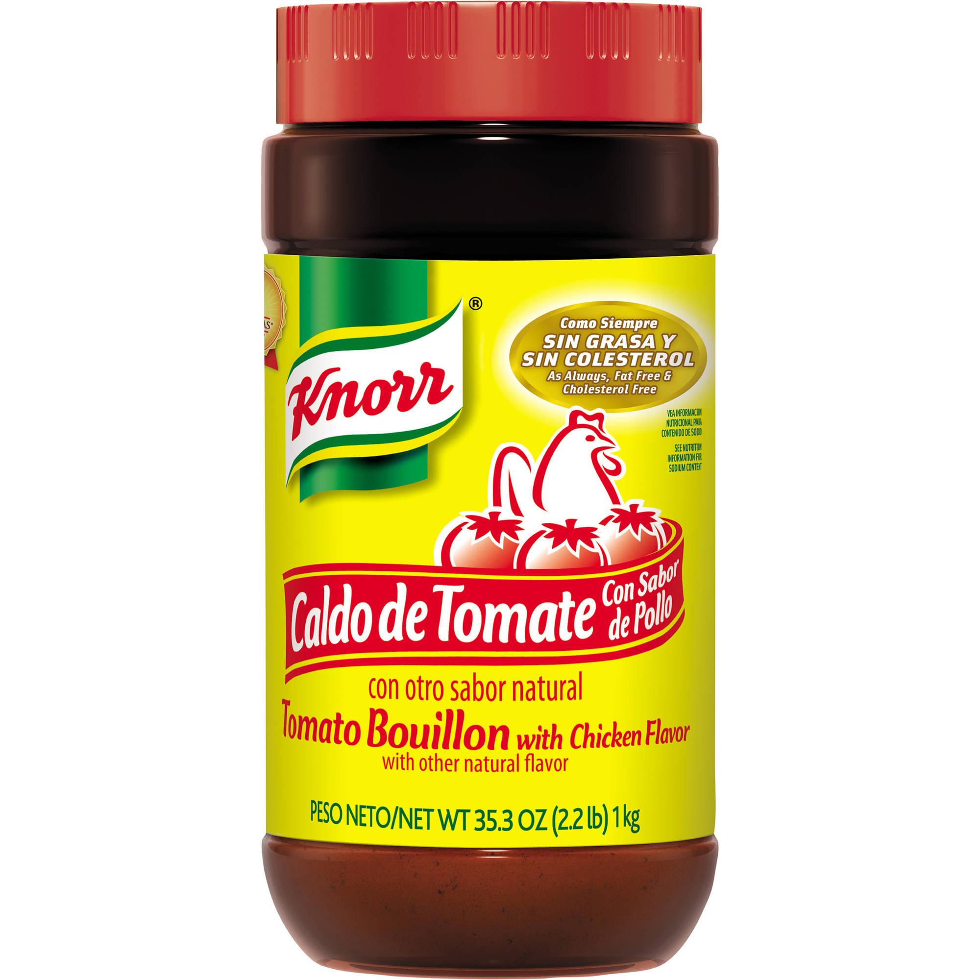 Knorr Tomato Chicken Granulated Bouillon, 35.3 oz