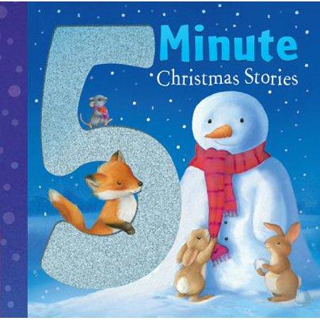 5 Minute Christmas Stories - 5 Minute Halloween Ideas