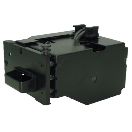 Original Philips TV Lamp Replacement with Housing for Panasonic PT-56DLX75 - image 4 de 5
