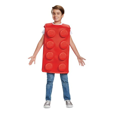 Lego Red Brick Classic Child Costume