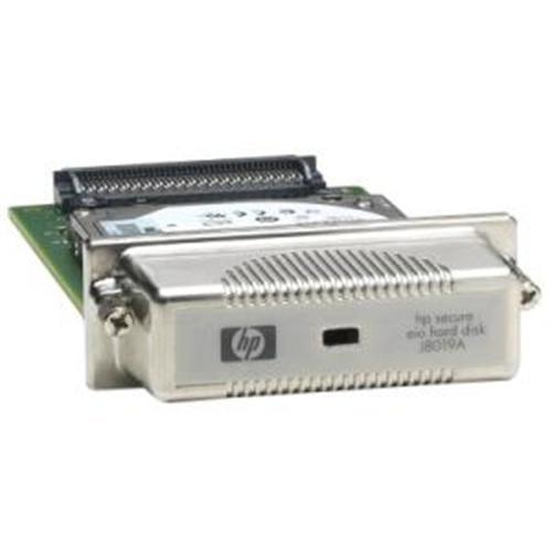 HEWLETT PACKARD J8019A#140 HP HIGH-PERFORMANCE SECURE EIO HARD DISK EIO VERSION - WITH AEP ENCRYPTION.  HP S