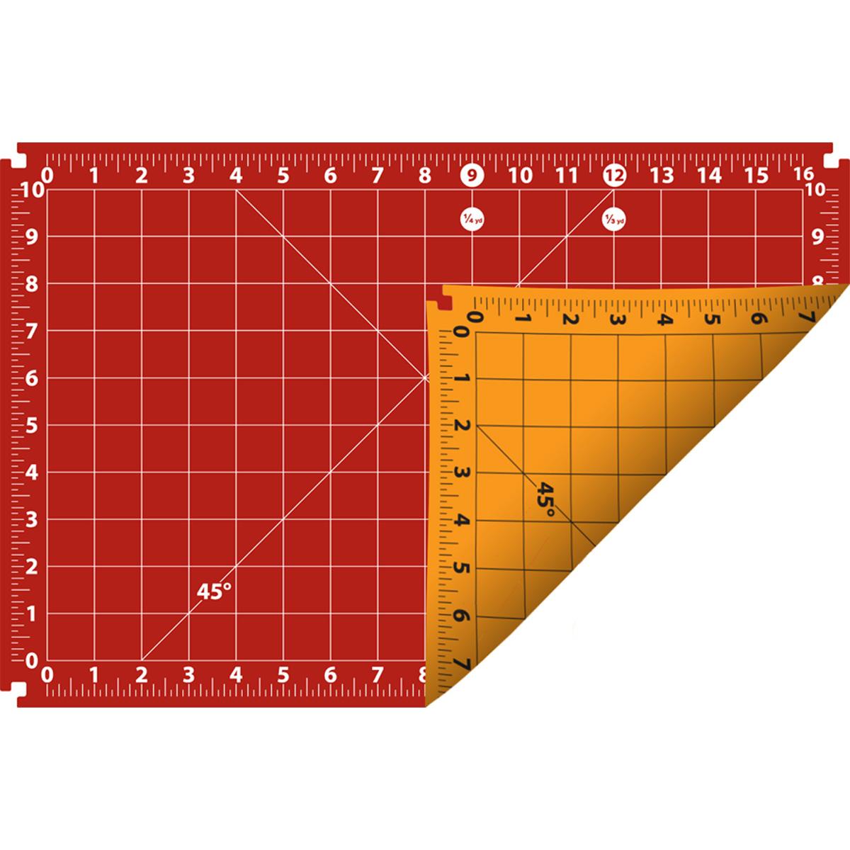 """Add- A-Mat Self-Healing Rotary Cutting Mat, 12' x 18"""""""