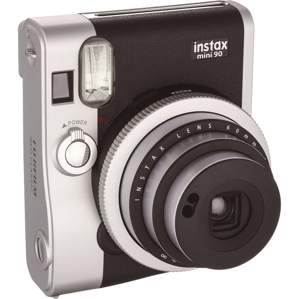FujiFilm Instax Mini 90 Neo Classic Camera by Fujifilm