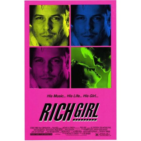 Posterazzi MOV196017 Rich Girl Movie Poster - 11 x 17 in. - image 1 of 1