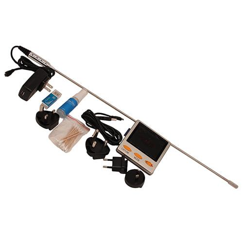 Lyman Borecam Digital Borescope with Monitor SKU: 04055 with Elite Tactical Cloth by Lyman