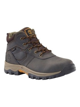 Boys' Timberland Mt. Maddsen Mid Waterproof Boot (Juniors')