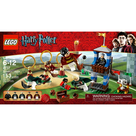 LEGO Harry Potter Quidditch Match - Harry Potter Quidditch Broom