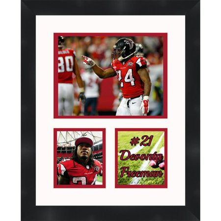 Frames By Mail Devonta Freeman Framed Memorabilia