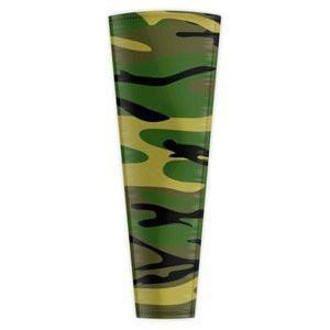 Primal Wear Arm Warmers - Green Camo - - Primal Wear Camo