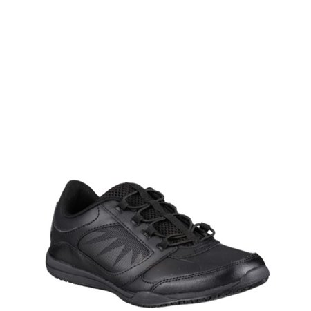 Tredsafe Women's Merlot Slip Resistant Athletic
