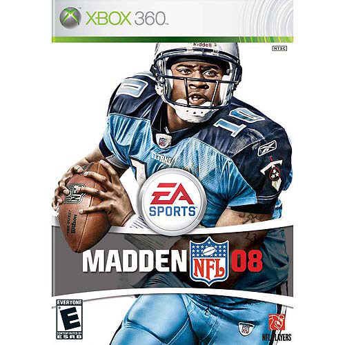 Madden 2008 (Xbox 360) - Pre-Owned