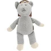 Nandog My BFF Woven Plush Toy-Gray Bear