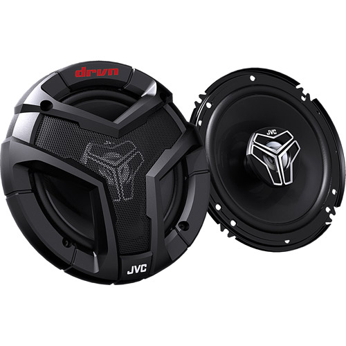 "JVC CS-V628 Mobile 6-1/2"" 2-Way Coaxial Speakers"