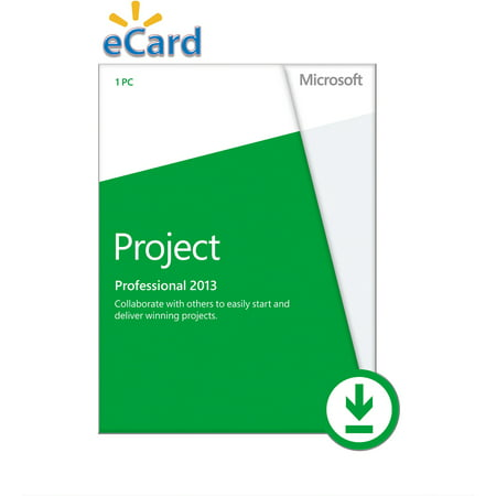 Microsoft Project Professional 2013 Spanish (Email