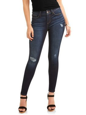 Time and Tru Core Skinny Jeans Women's