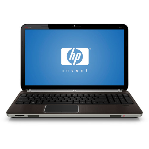 """HP Dark Umber 15.6"""" Pavilion dv6-6127CL Laptop PC with 2nd Generation Intel Core i5-2430M Processor, Blu-ray Drive and Windows 7 Home Premium"""