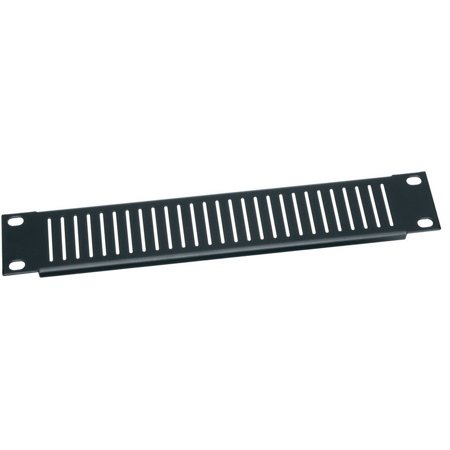 Middle Atlantic HR-EVT1 Half Rack Slotted Vent Panel 1U