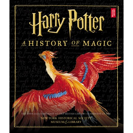 Harry Potter: A History of Magic (Hardcover)