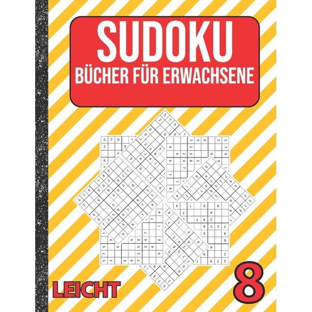 sudoku bücher für erwachsene leicht  200 sudokus von easy