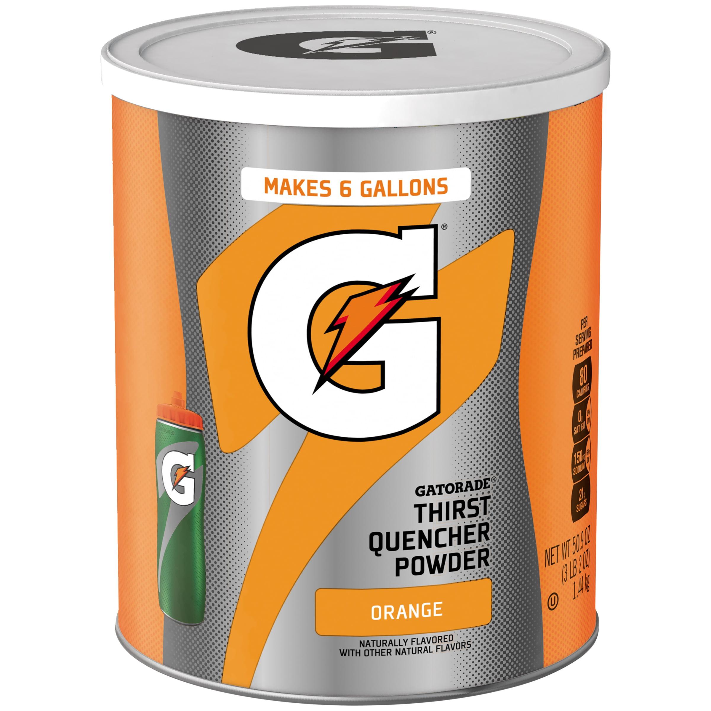 Gatorade Thirst Quencher Orange Sports Drink, 51 oz