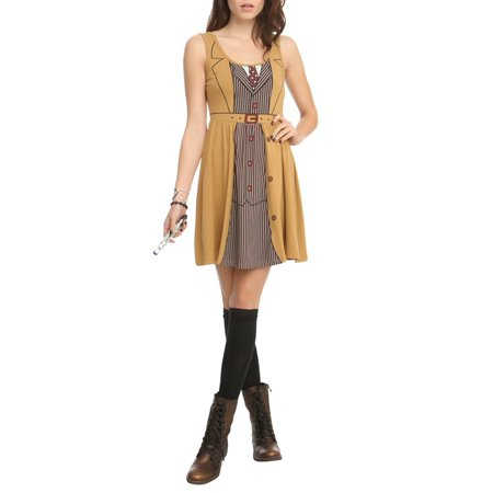 Doctor Who Her Universe David Tennant Tenth Doctor Costume Dress - Doctor Who Halloween Outfit