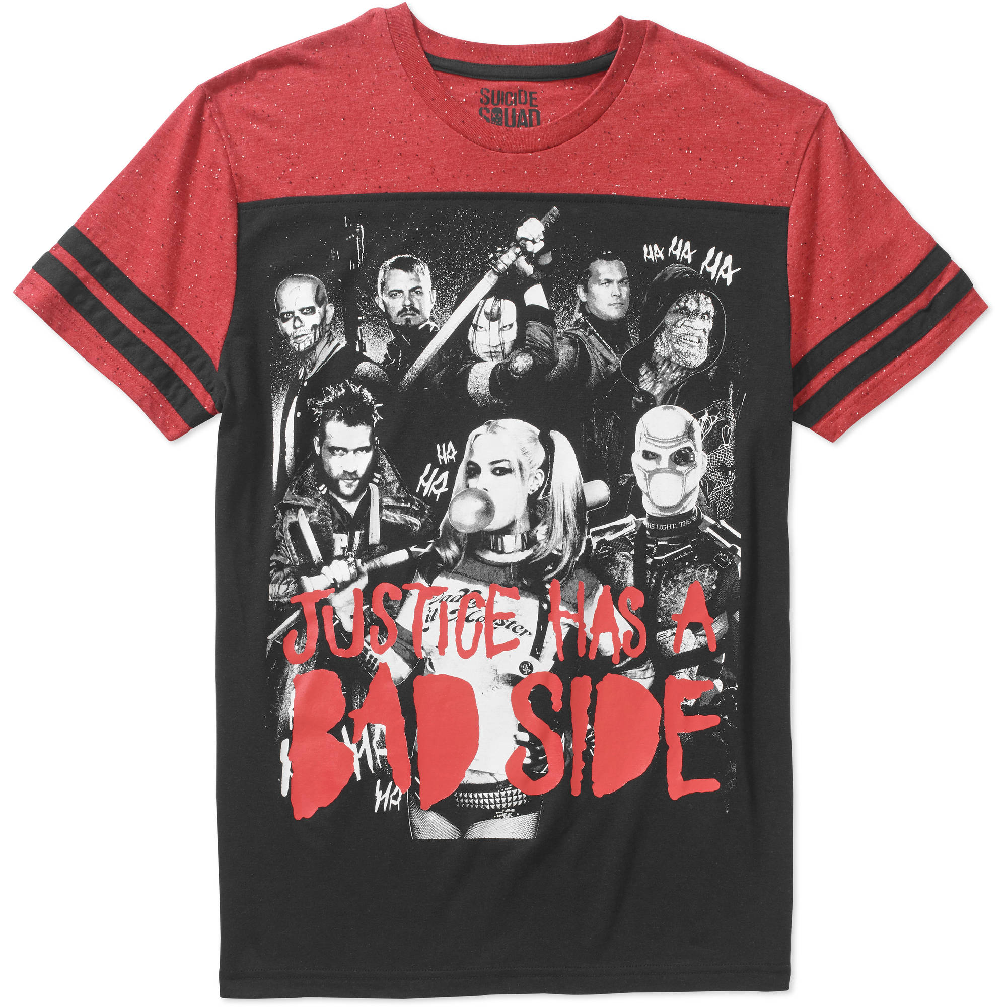 Justice Men's Bad Side Graphic Tee