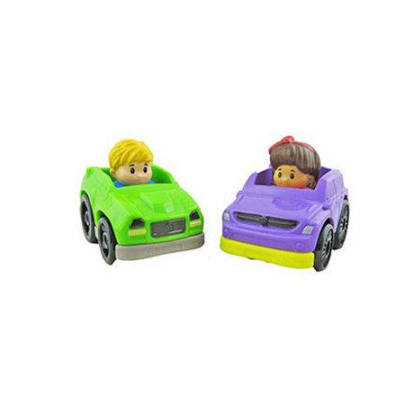 Fisher Price Little People Games - Fisher-Price Little People Take Turns Skyway - Replacement Wheelies