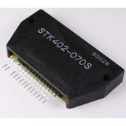 SANYO STK402-070S Audio Power Amplifier IC