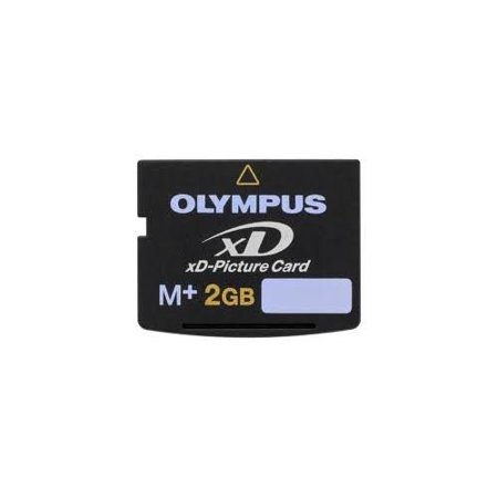 Olympus X 560Wp Digital Camera Memory Card 2Gb Xd Picture Card  M  Type
