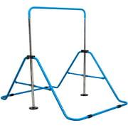 Reliancer Expandable Gymnastics Bars Adjustable Height Gymnastic Horizontal Bars for Kids Gymnasts