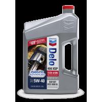 Chevron Delo 400 XSP Synthetic 5W40 Motor Oil, 1 gal.
