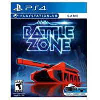 Battlezone VR, Sony, PlayStation 4, 711719506430