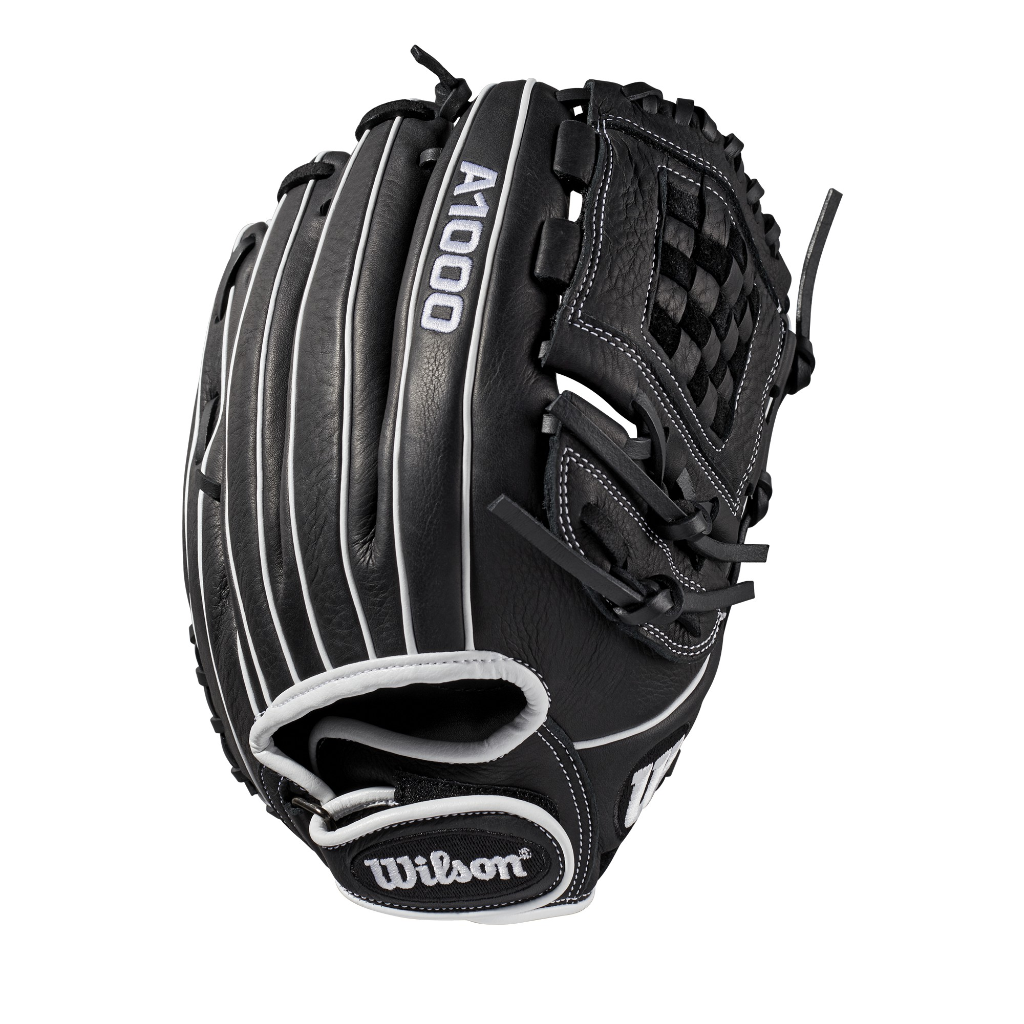 """Wilson A1000 12"""" Pitchers Fast Pitch Softball Glove, Right Hand Throw"""