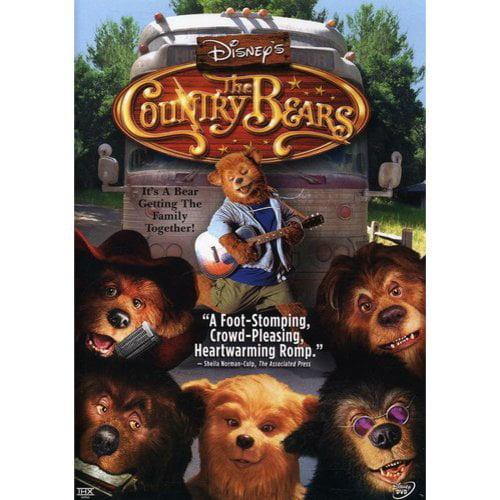 The Country Bears (Full Frame)