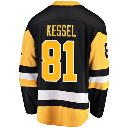buy popular 50fb5 6dd27 Phil Kessel Pittsburgh Penguins NHL Fanatics Breakaway Home ...