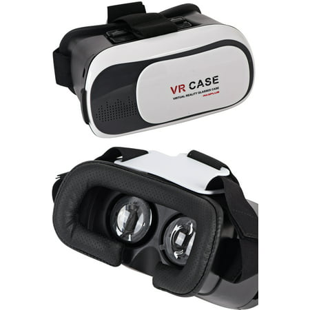 Universal 3d virtual reality headset glasses goggles for iPhone 6s 6 plus galaxy s6 s7, smartphone