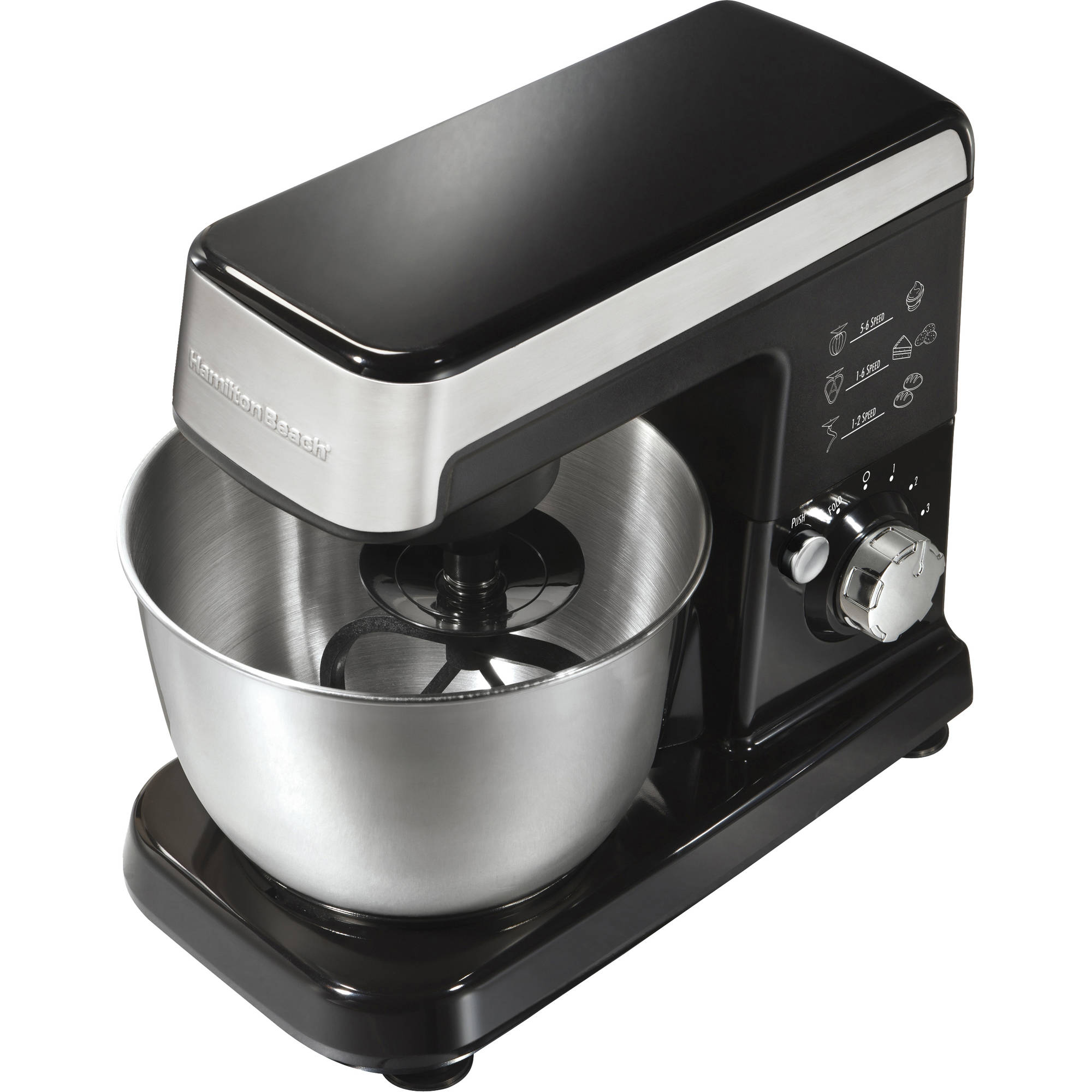 Hamilton Beach 3.5 Quart Stand Mixer with Planetary Mixing Action | Model# 63327