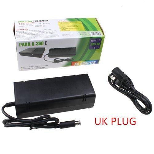 AGPtek Xbox360E  AC Adapter Power Supply 12V 9.6A