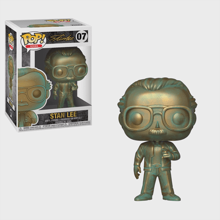 Funko POP!: Stan Lee (Patina)