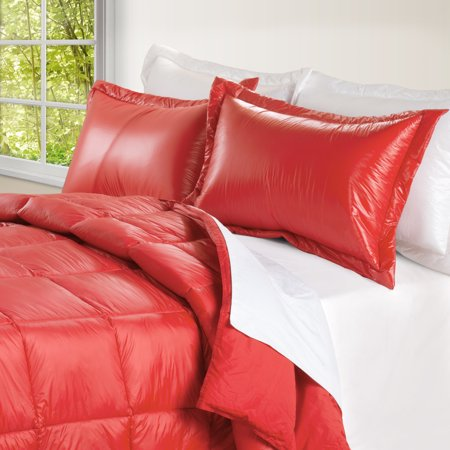 PUFF IndoorOutdoor Water Resistant Comforter with Extra Strong Nylon Cover